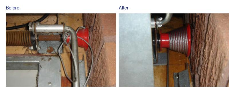 Snapped Cable Repair Fast Garage Door Repairs